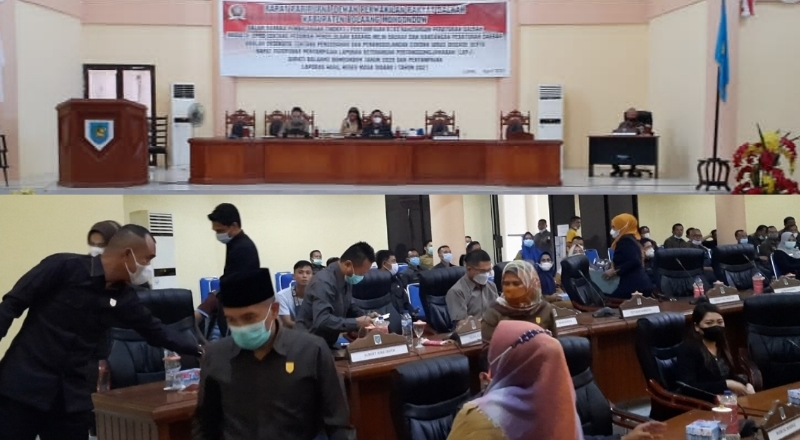 Halangi PAW Abdul Kadir Mangkat, Fraksi Golkar Dukung Mosi Tidak Percaya Pada Ketua DPRD Bolmong