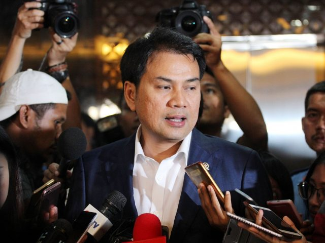 Elektabilitas Tinggi, Azis Syamsuddin Sebut Peluang Koalisi Dengan Gerindra Usung Prabowo