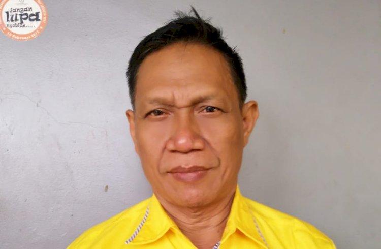 Maju di Musda Golkar Jakbar, Abdul Manap Siap Benahi Partai Lebih Baik
