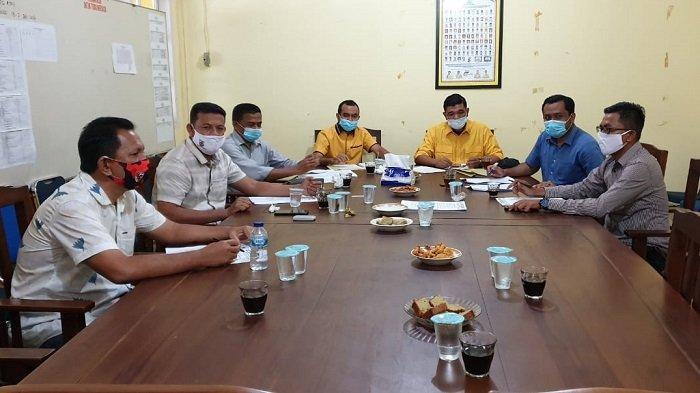 Pengurus Golkar Aceh Gelar Rapat Perdana Bahas Program Kerja
