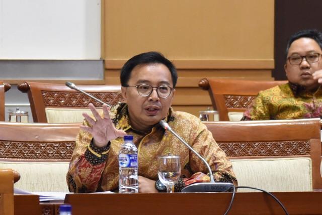 Dukung Kemhan Beli Alutsista Baru, Bobby Rizaldi: Punya Indonesia Sudah Ketinggalan Sejak 2008