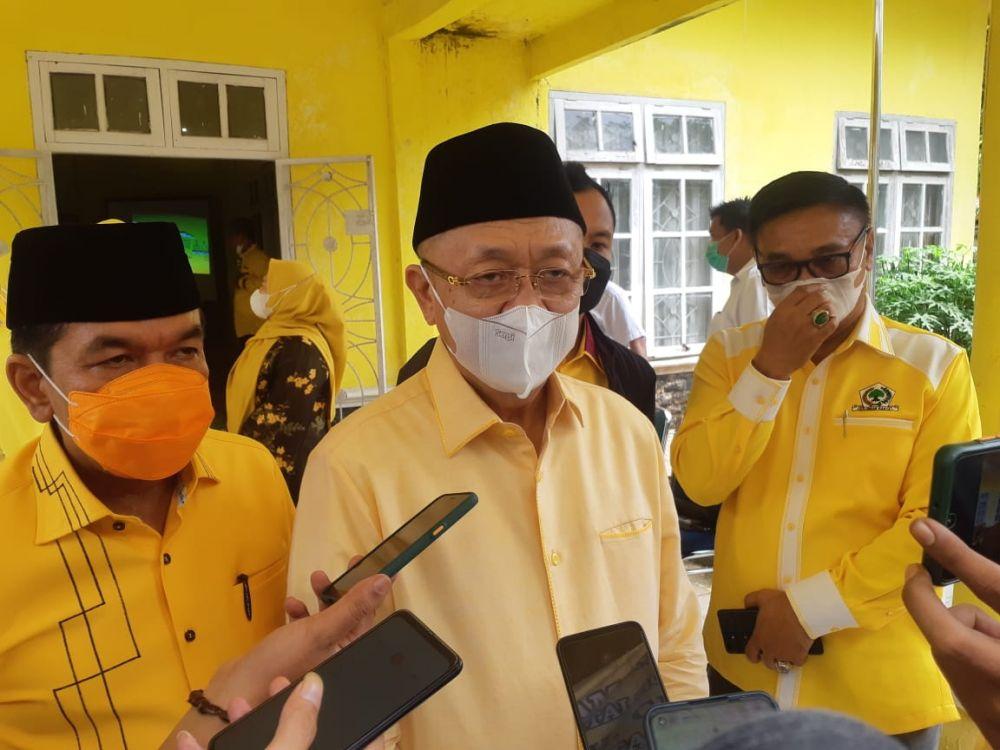 Cek Endra Targetkan Tantowi Raih 10 Kursi DPRD Sarolangun di Pileg 2024