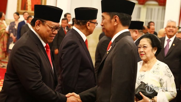 Ketum Kosgoro 1957, Agung Laksono Dilantik Jadi Wantimpres Jokowi