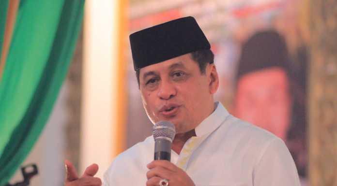 Nurdin Halid Optimis Capres Golkar di 2024 Bakal Dapat Tempat di Hati Rakyat