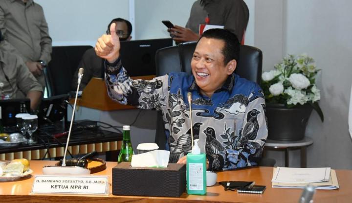 Bamsoet Minta Kementerian LHK Jelaskan Dampak UU Cipta Kerja Terhadap Lingkungan Ke Publik