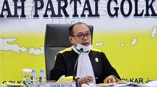 Soal Uang Rp.3 Miliar Azis Syamsuddin Ke Penyidik KPK, Bakumham Golkar: Hargai Semua Proses Hukum