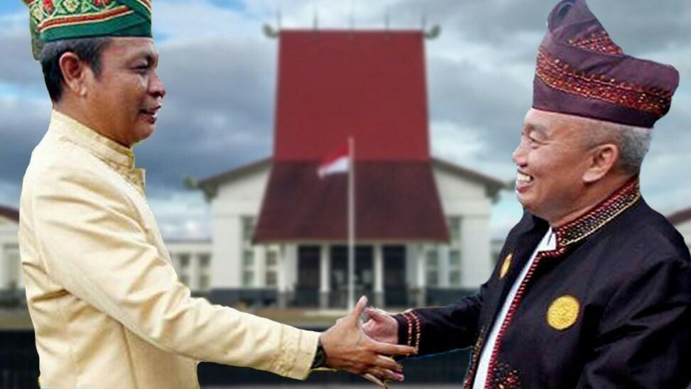 Golkar Kalsel Pasrahkan Cawagub Sahbirin Noor ke DPP, Muhidin Bisa Terpental?