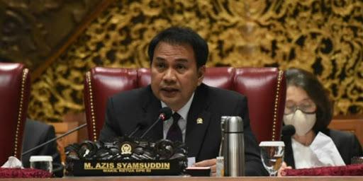 Azis Syamsuddin Kecelakaan di Senayan, Begini Kondisi Terakhirnya