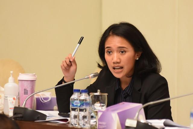 Perkuat Pondasi Ekonomi RI, Puteri Komarudin Harap Reformasi Struktural Dorong Kinerja Investasi dan Ekspor