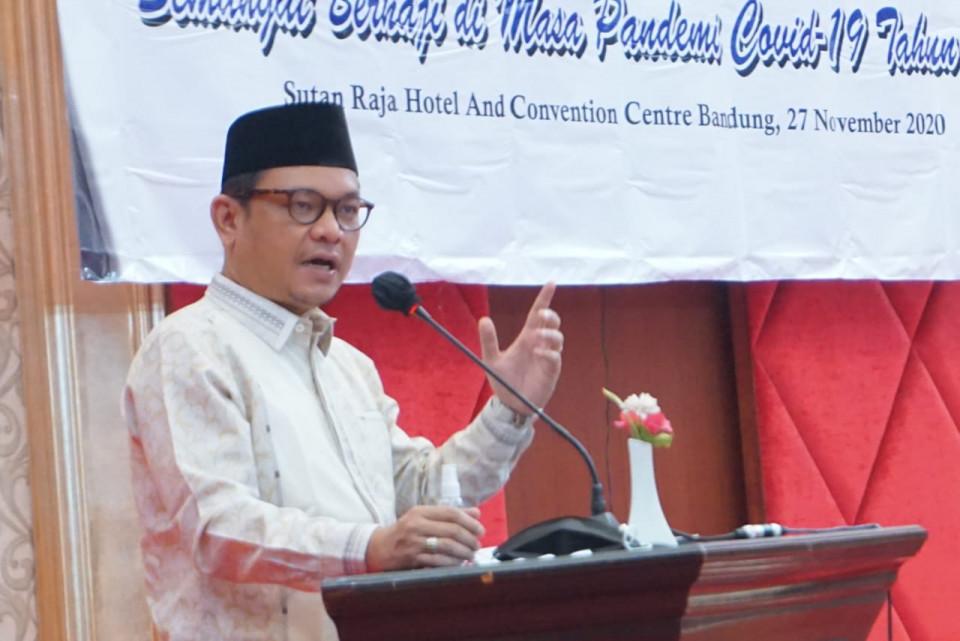 Ace Hasan Minta BNPB Koordinasi Dengan Pemda Perbaiki Infrastruktur Jalur Logistik ke Majene