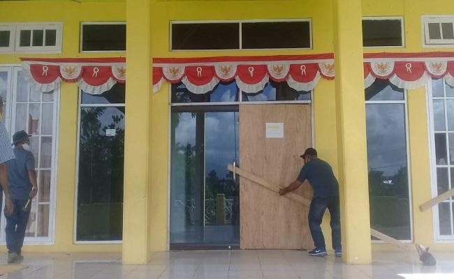 Rahman Marasabessy Segel Kantor Golkar Maluku, Ini Tanggapan Santai Ramly Umasugi