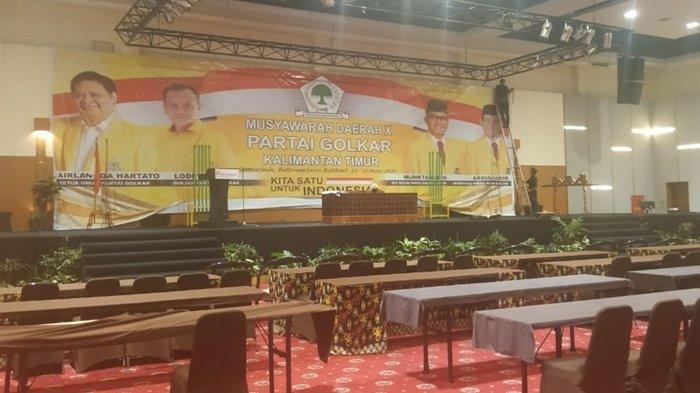 Tanpa Ketum Airlangga, 13 Pengurus DPP Bakal Hadiri Musda Golkar Kaltim di Samarinda