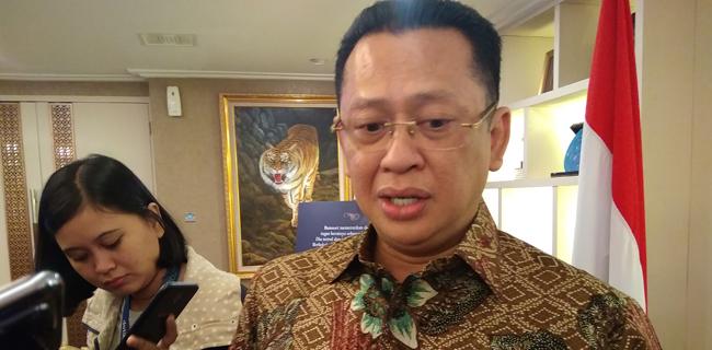 Bamsoet Ingatkan Para Menteri Segera Adaptasi Gaya Kerja Jokowi