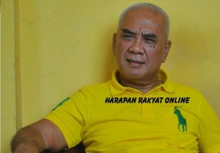 Usung Iing Syam Arifin di Ciamis, Herman Sutrisno Tanya Transparansi DPP