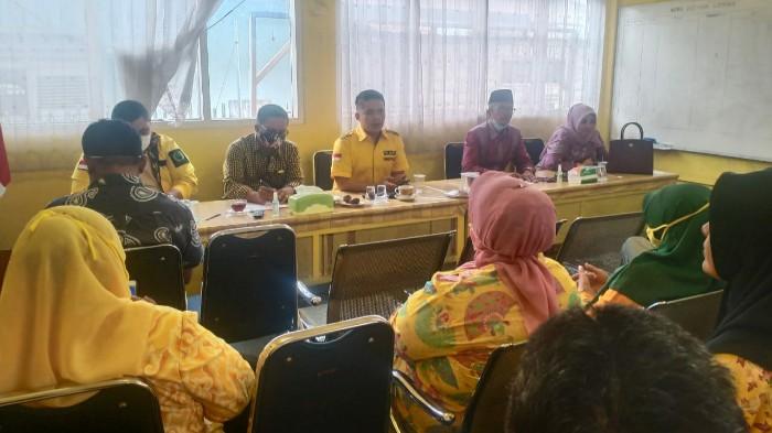 Wakil Walikota Terpilih Ramadhani Bakal Ambil Alih Golkar Kota Solok Dari Yutris Can, Ada Apa?