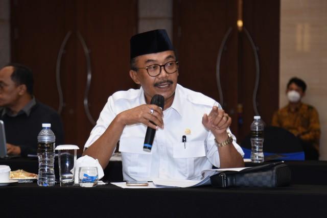 Agung Widyantoro Minta BPN Selesaikan Pendataan Sebelum Terapkan Sertifikat Tanah Elektronik