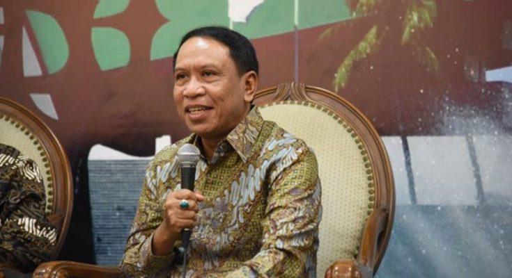Zainudin Amali Berpotensi Jadi 1 Dari 5 Menteri Jokowi Asal Golkar