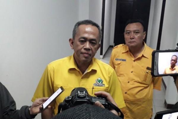 Ade Barkah Surahman Minta Kader Golkar Jabar Menang Terhormat di Pilkada Serentak 2020
