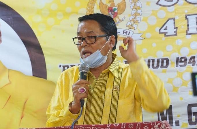 PKL Malioboro Kibarkan Bendera Putih, Gandung Pardiman: Kita Cari Solusinya Sama-Sama Agar Ekonomi Bangkit