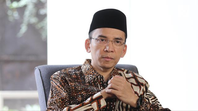 Eks Gubernur NTB, TGB Zainul Majdi Ditunjuk Jadi Wakil Komisaris Utama Bank Syariah Indonesia