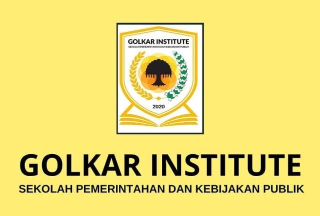 Golkar Institute dan Momentum Lahirnya Intelektual di Tubuh Partai Politik