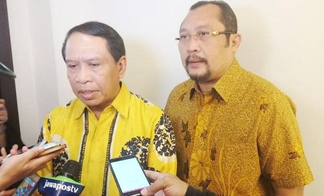 Nama Sahat Simanjuntak Menguat Dalam Bursa Calon Ketua Golkar Jatim