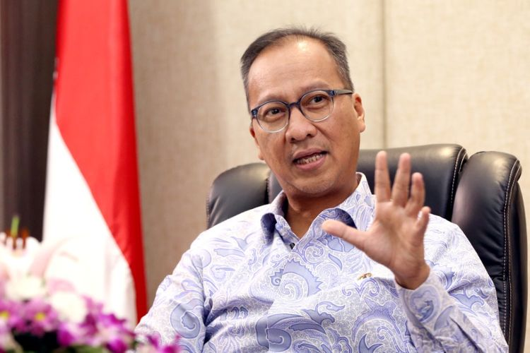 Era Disrupsi Teknologi, Agus gumiwang Minta Kader Muda Golkar Pahami Konsep Making Indonesia 4.0