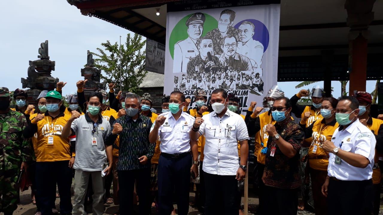 Konsumsi Ikan Masyarakat Jembrana Rendah, Gus Adhi: Bahaya, Bisa Stunting dan Gizi Buruk