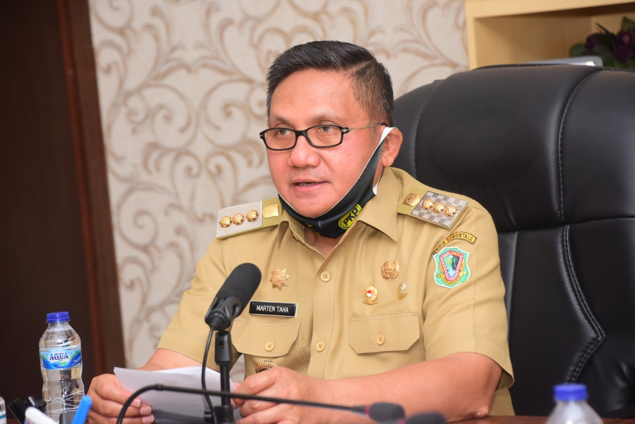 Tegas! Walikota Marten Taha Ancam Cabut Izin Tempat Hiburan Malam Gorontalo Jika Jual Miras