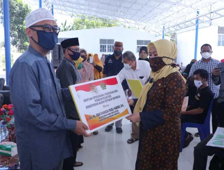Idah Syahidah Sukses Yakinkan Kemenag Kucurkan Rp.7,85 Miliar Untuk BOP TPQ di Gorontalo