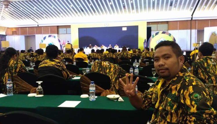 Bantah Tudingan Bupati Langgar Protokol COVID-19, Ketua AMPG Malaka Curiga Ada Muatan Politik