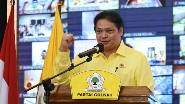 Teguh Wahid Turmudi Tegaskan Golkar Brebes Dukung Airlangga Hartarto Jadi Capres 2024