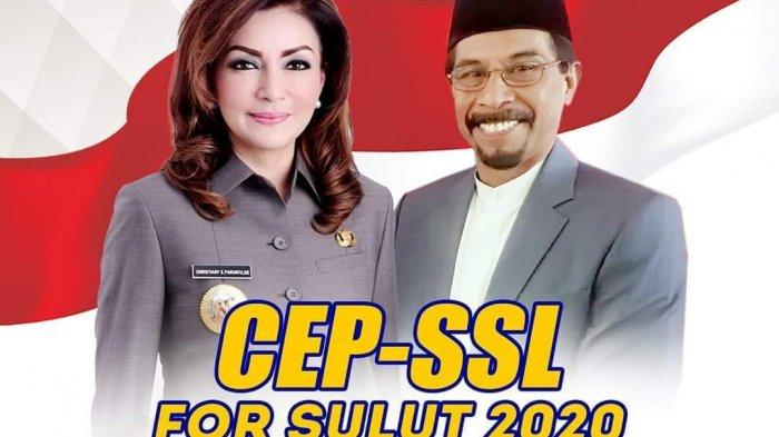 Viral Fotonya Duet Dengan Salim Sehan Untuk Pilgub Sulut 2020, Ini Tanggapan Tetty Paruntu