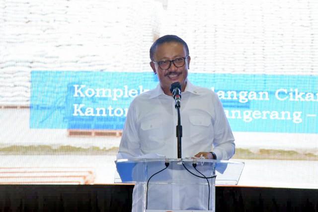 PT Semen Indonesia Over Supply, Gde Sumarjaya Linggih Sarankan Pembatasan Pabrik Semen Baru