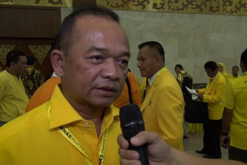 Happy Bone Zulkarnain Yakin Munas Golkar 2019 Bakal Jadi yang Tersejuk