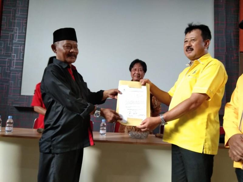 Fuadi Pastikan Golkar Boyolali Dukung Calon PDIP di Pilkada 2020