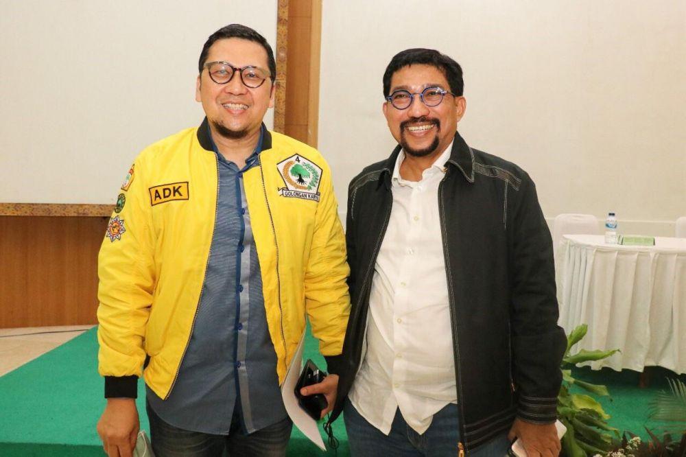 Ahmad Doli Kurnia Berikan Rekomendasi Golkar ke Machfud Arifin Maju Pilwali Surabaya