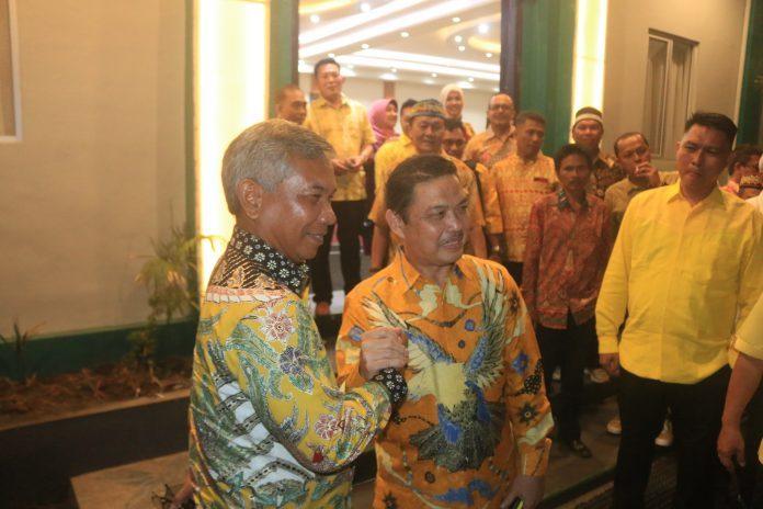 Golkar Kalbar Usung Martin Rantan di Pilkada Ketapang 2020