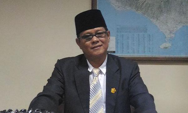 Rusak Tersambar Petir, Fraksi Golkar DPRD Bali Desak Kori Agung Puri Besakih Segera Diperbaiki