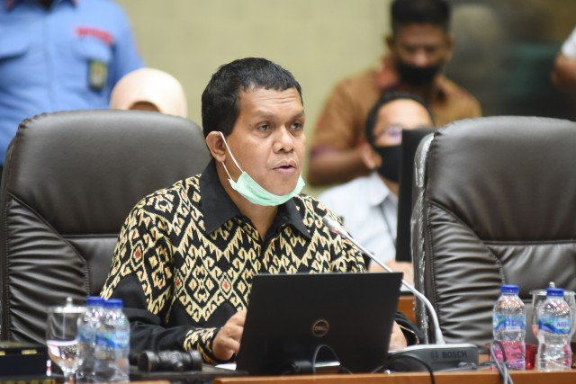 Melki Laka Lena Tegaskan Komisi IX DPR dan Pemerintah Komitmen Kembangkan Vaksin COVID-19