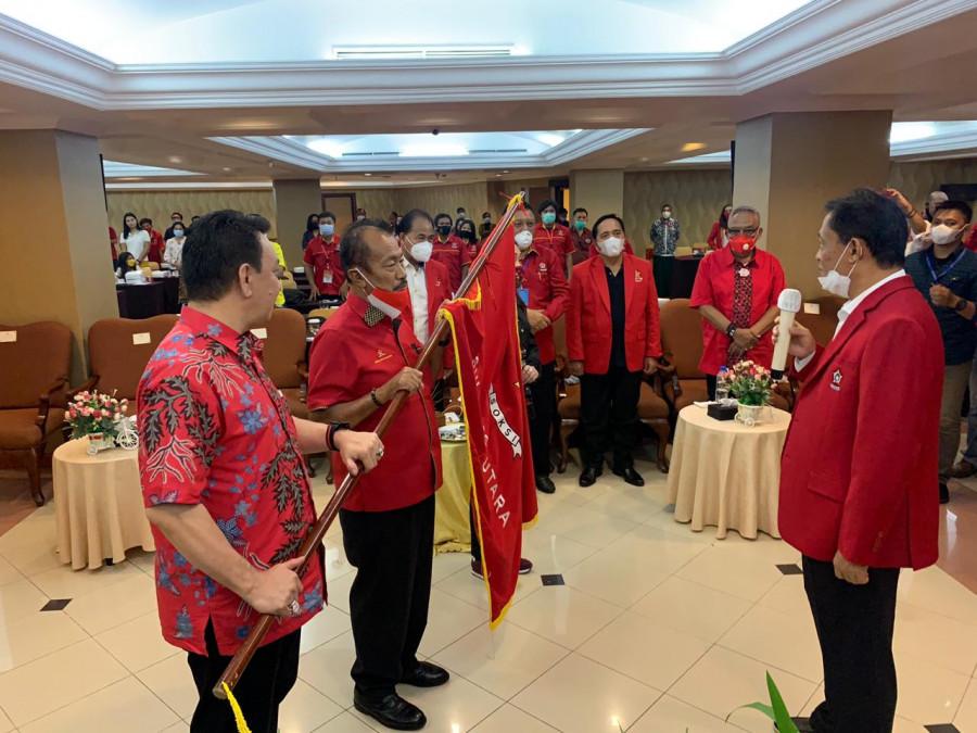 Sultan Zulkarnaen Terpilih Aklamasi Pimpin Depidar SOKSI Sulut 2020-2025