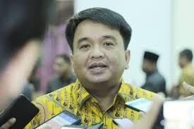 Tinggal Diplenokan, Ade Angga Calon Tunggal Wakil Walikota Tanjungpinang Dari Golkar