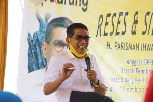 Hari Anti Narkoba, Parisman Ihwan Apresiasi Komitmen Kapolda Basmi Peredaran Narkoba di Riau