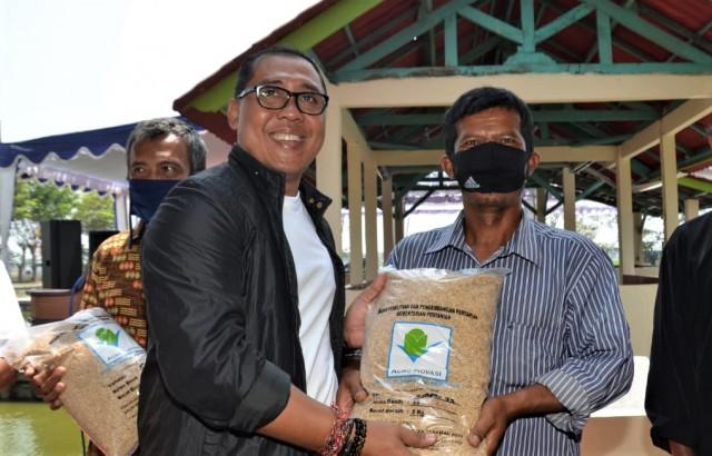 Jawab Persaingan Pangan Global, Bagus Adhi Mahendra Putra Dorong Modernisasi Teknologi Pertanian