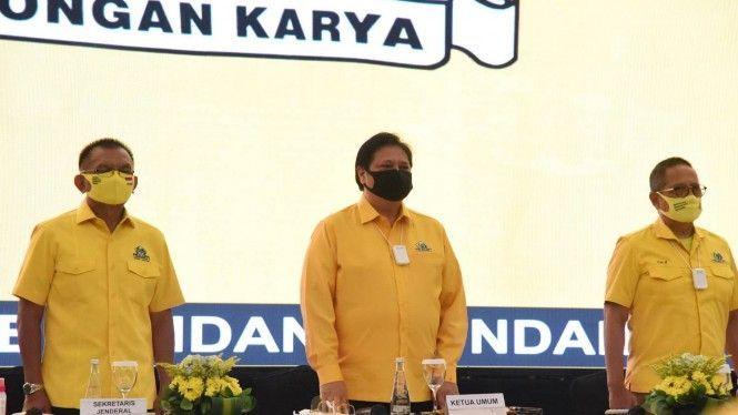 Sarmuji Tegaskan Golkar Jatim Siap Bantu Dongkrak Elektabilitas Airlangga Sebagai Capres 2024