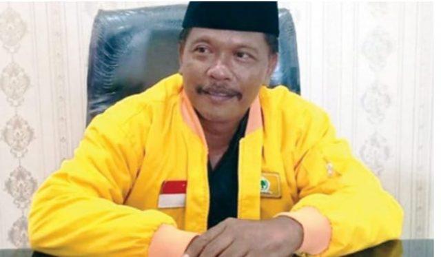 Sukur Mulyono Bakal Sanksi Kader Golkar Karawang Yang Tak Dukung Yessi Karya-Firlie Ganinduto