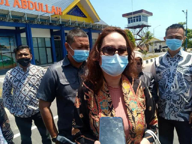 Cen Sui Lan Minta Aparat Hukum Usut Dugaan Nepotisme Dalam Lelang Proyek PUPR di Kepri