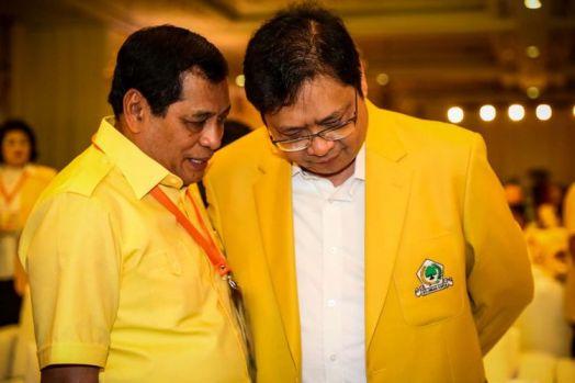 Ketum Airlangga Amanahkan Nurdin Halid Bentuk Tim Pemenangan Pilkada 2020 Hingga Pilpres 2024