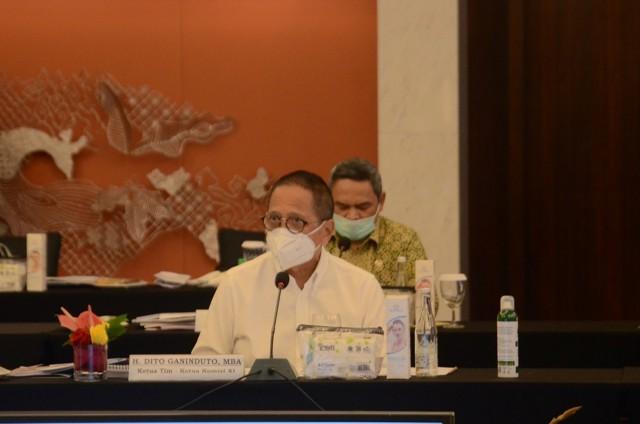 Dito Ganinduto Optimis Ekonomi Jawa Barat Bakal Meningkat dan Alami Perbaikan Tahun 2021