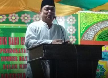 Tahun Baru Islam, Ini Pesan Ria Norsan Untuk Warga Mempawah